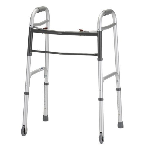 Nova 4090DW3 Folding Walker with 3