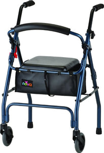 "NOVA Medical Products ""Cruiser II"" 4201 Walker, Blue"