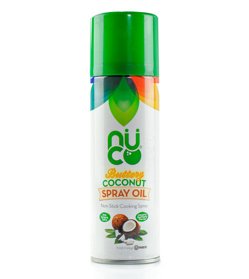 NUCO Coconut Oil Buttery Spray, 5 oz