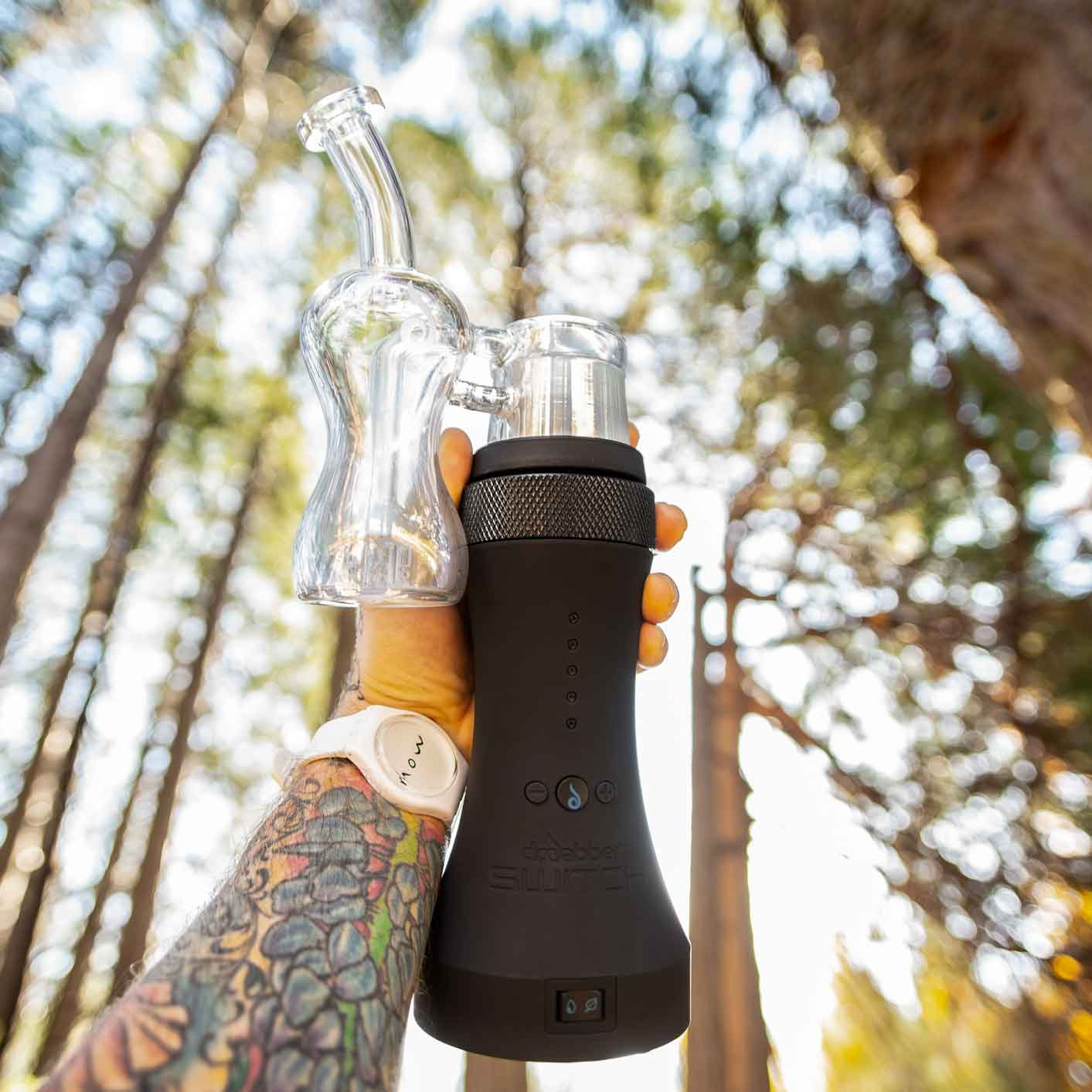 Dr Dabber SWITCH electric dab rig, vaporizer