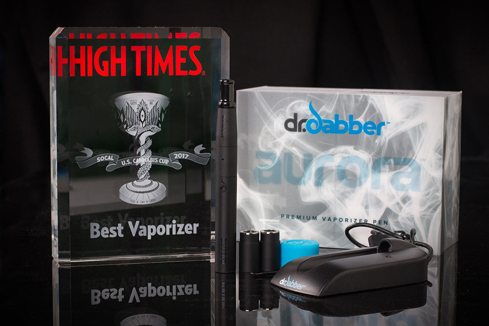 Dr. Dabber High Times Trophy