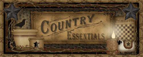 Country Essentials - A Primitive Shop