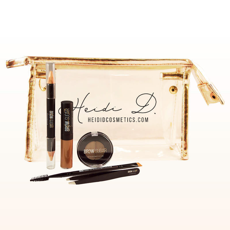 BROW SUGAR KITS - www.heididcosmetics.com