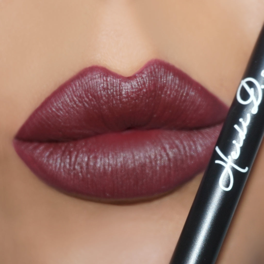 'NOT SO BASIC' LIP LINER - www.heididcosmetics.com