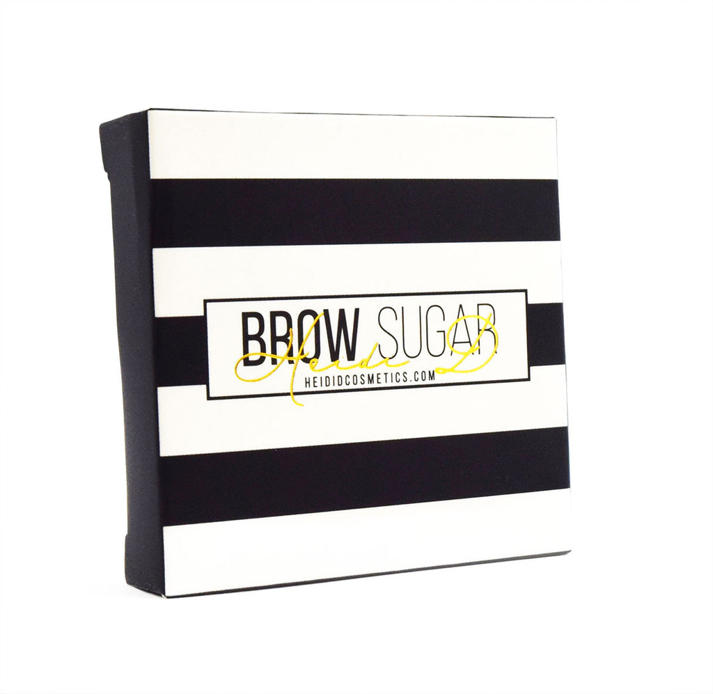 DUO BROW SUGAR POWDER - www.heididcosmetics.com
