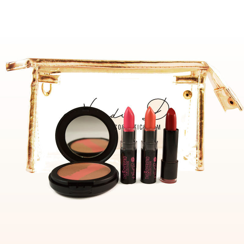 THE BOYFRIEND TRIO: THE BOLD CLUB - www.heididcosmetics.com