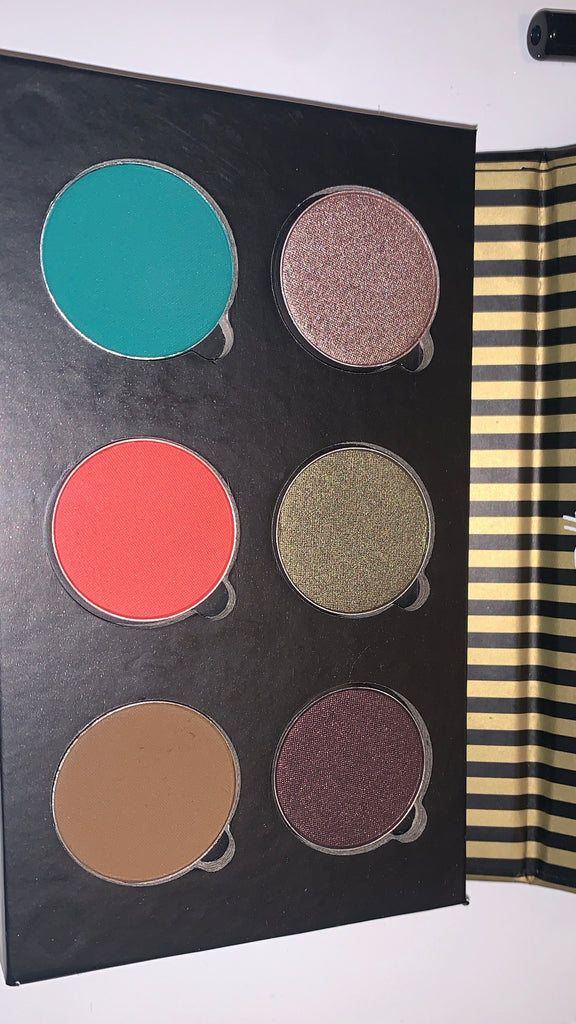The Cruise edition Eyeshadow palette