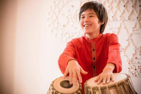 Interview: Leo Hayashi, tabla player