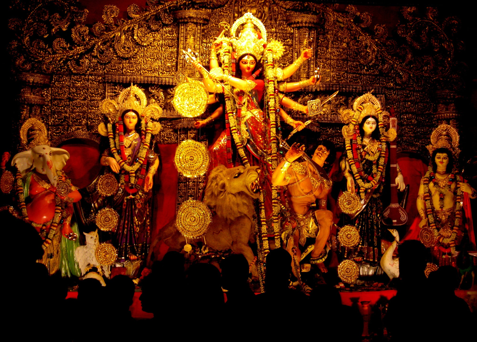 The Origins of Navratri