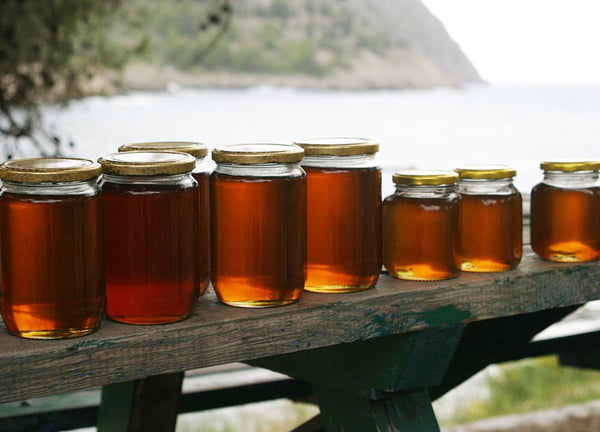 Devang Raw Forest Honey