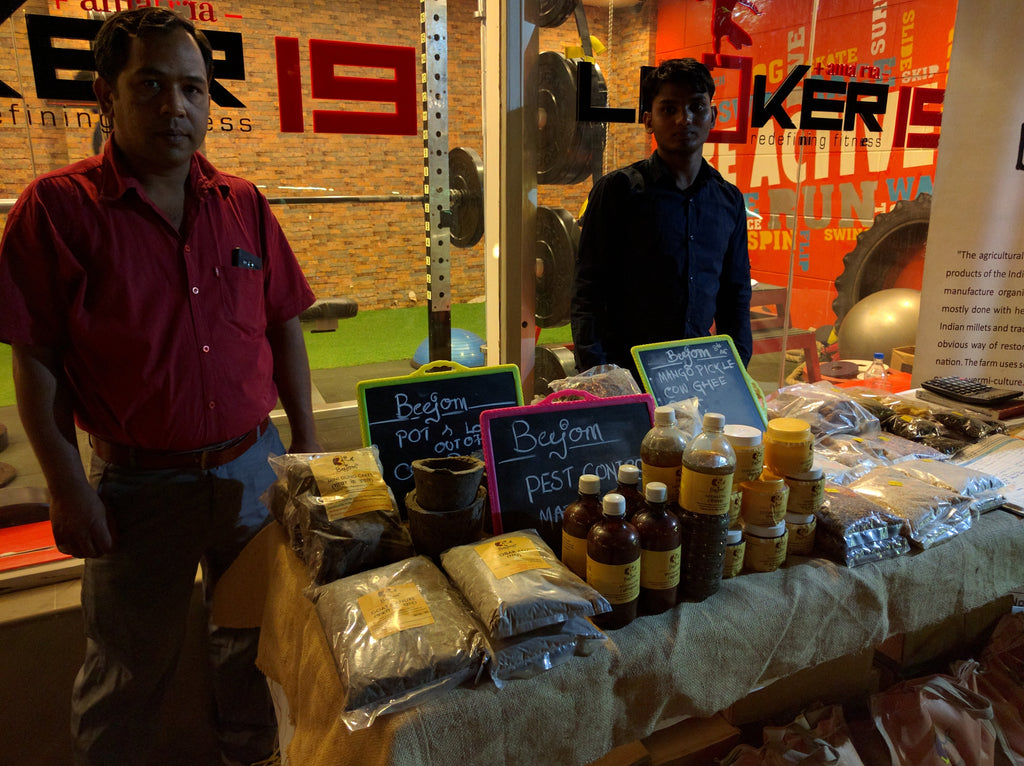 Devang The Organic Night Market