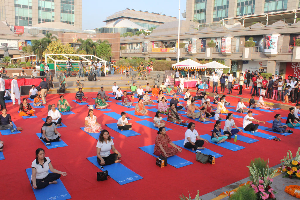Devang International Day of Yoga