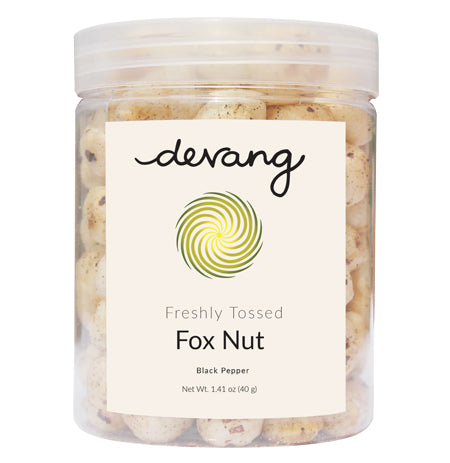 Black Pepper Fox Nut