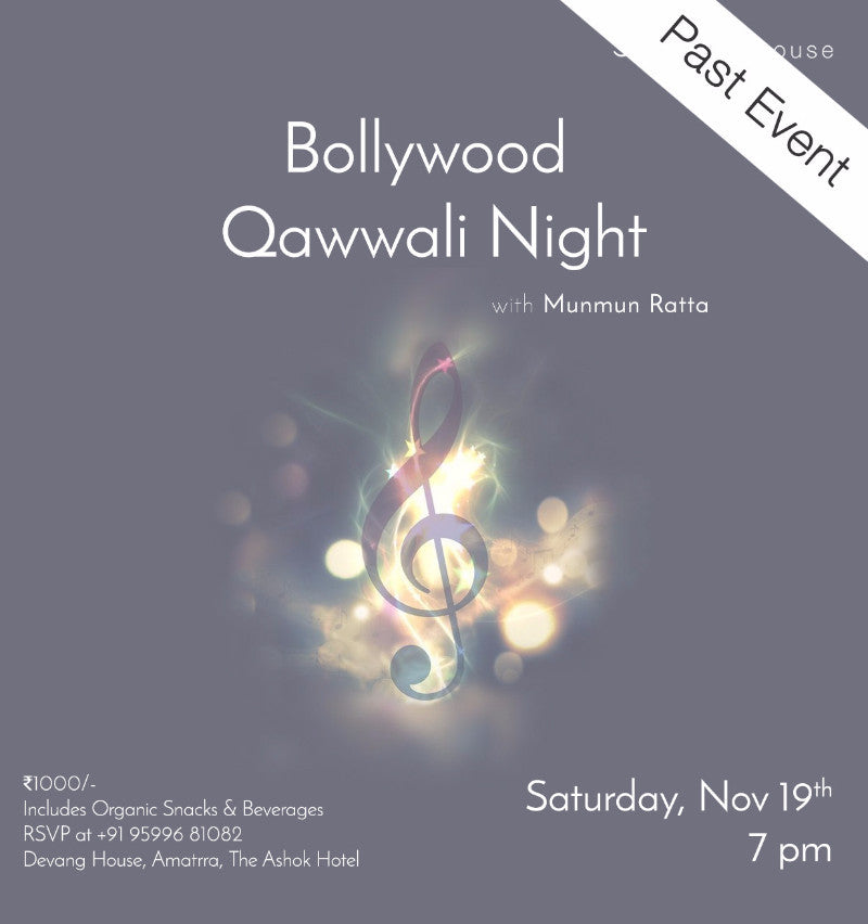 Bollywood  Qawwali Night