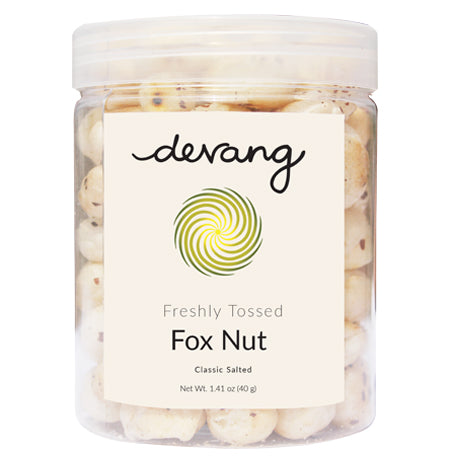 Classic Salted Fox Nut
