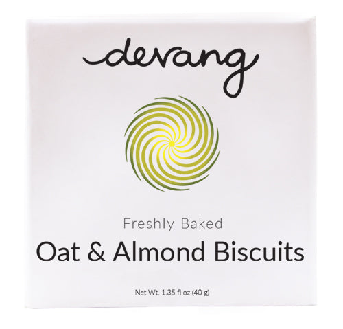 British School Oat & Almond Biscuits