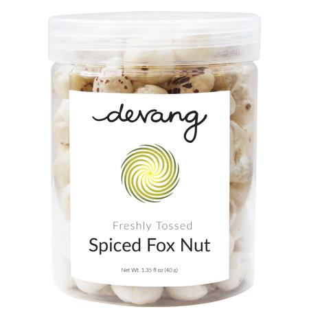 British School Spiced Fox Nut