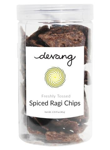 British School Spiced Ragi Chips