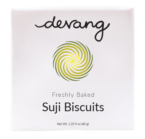 British School Suji Biscuits