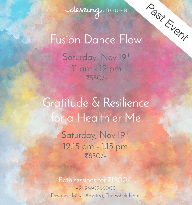 A Creative Flow: Dance and Discussion