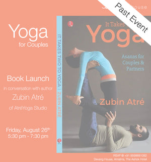Book Launch: Yoga for Couples