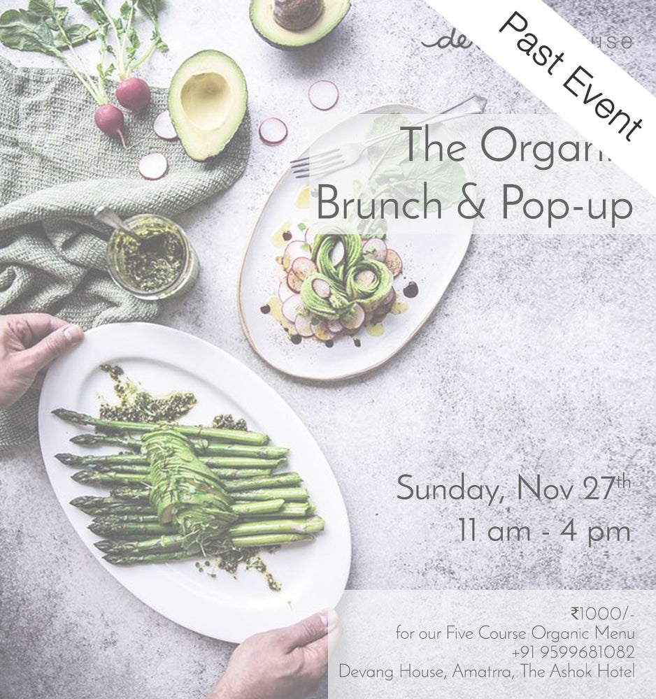 The Organic Brunch & Pop-up
