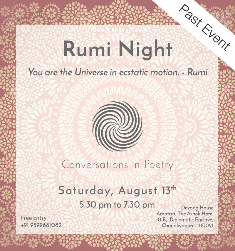 Rumi Night