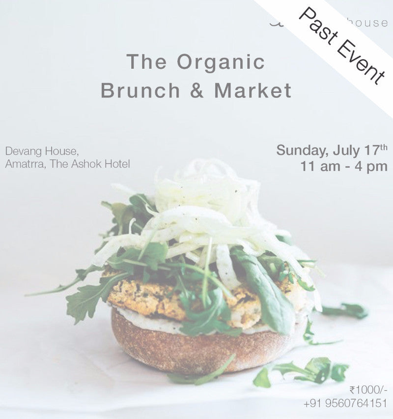 The Organic Brunch & Market