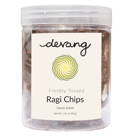 Classic Salted Ragi Chips