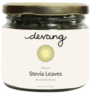 Whole Stevia Leaves