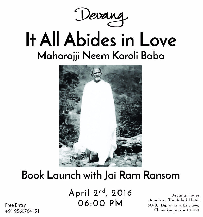 It All Abides in Love Book Signing