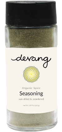 Organic Spice Seasoning
