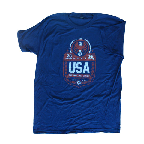World Cup 2014 USA - Men's Crew Neck