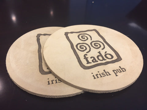 Fado Coasters - pack of 2