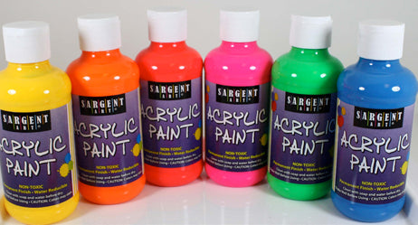 what s the difference between acrylic paint and tempera paint zirrly