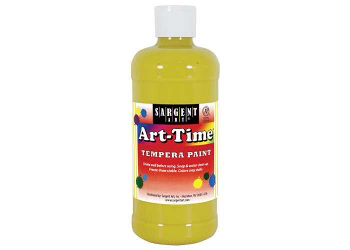 Sargent Art Tempera Paint - 16 oz.