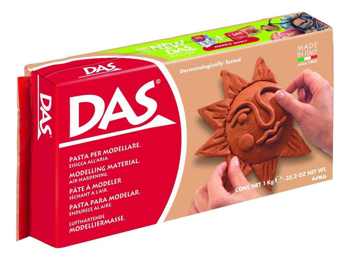 Das Air-Dry Modeling Clay
