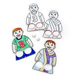 DIY Soccer Finger Puppets Craft Kit