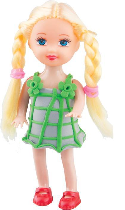 Super Dough Fashion Doll Set - Small