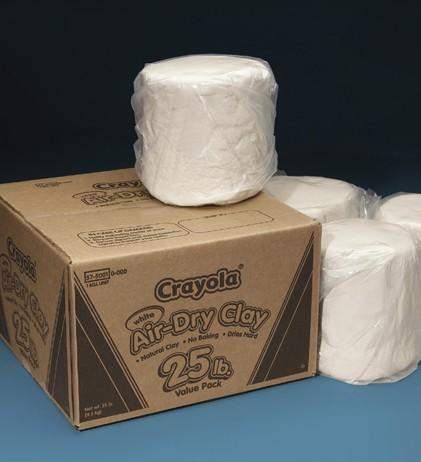 Crayola 25lb Air-Dry Clay