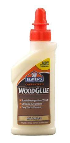 Elmer's Wood Glue for diy wood arts and crafts projects