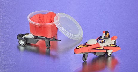 Super Dough Spaceship Set