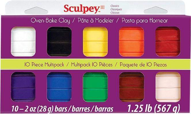 Sculpey Oven-Bake Clay
