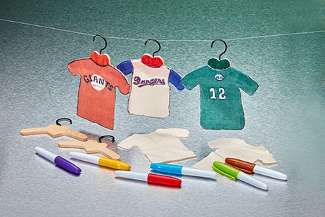 DIY Sport-Tees Craft Project