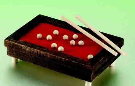 DIY Wooden Mini Pool Table Craft Project