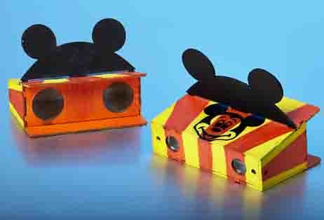 DIY Wooden Binoculars Craft Kit