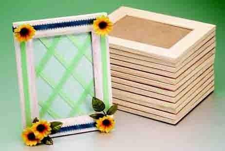 Rectangle Wood Picture Frames