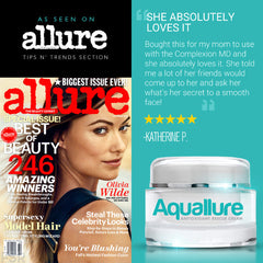 Aquallure - Moisturizing Antioxidant Rescue Cream