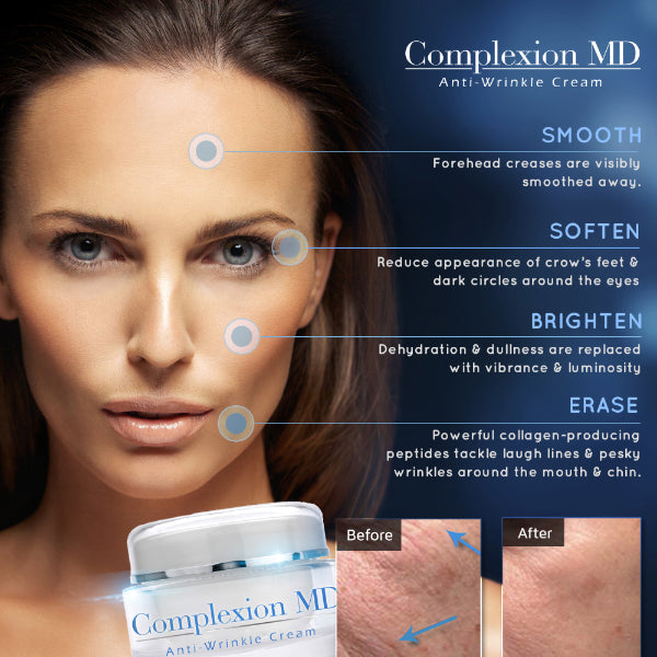 Complexion MD - Advanced Anti-Wrinkle Cream