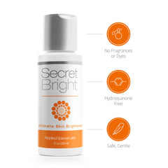 Secret Bright - Intimate Area Skin Lightener